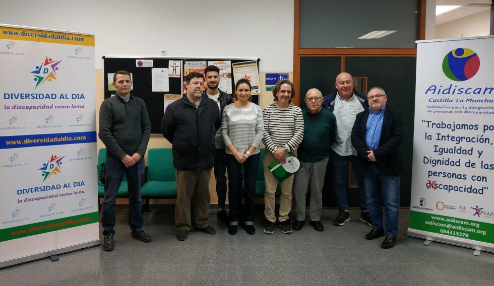 Nueve empresas de Albacete darán trabajo a once personas con discapacidad a través del proyecto CREA de AIDISCAM CLM.