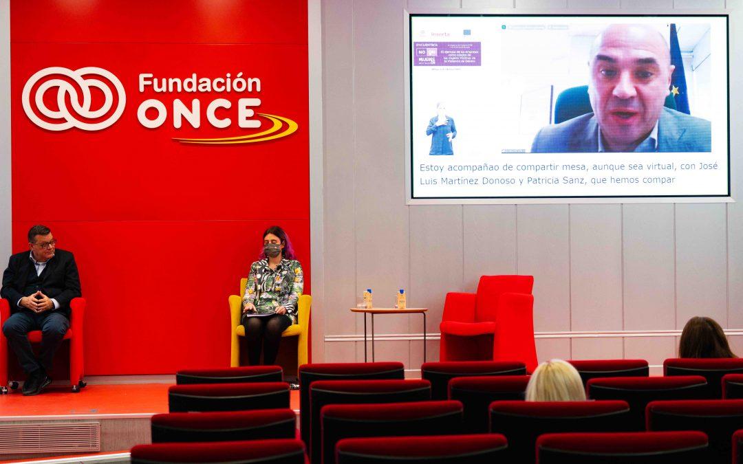 224 mujeres con discapacidad víctimas de la violencia de género han recibido atención de Inserta Empleo en Castilla-La Mancha
