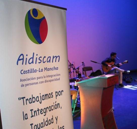 AIDISCAM no celebrará este año su tradicional gala del día de la discapacidad, pero se suma al apoyo de las campañas que se celebrarán en Castilla-La mancha