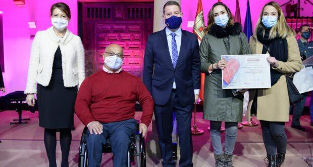 COCEMFE Albacete recibe el reconocimiento a la Iniciativa Social en Dependencia 2020 de Castilla-La Mancha