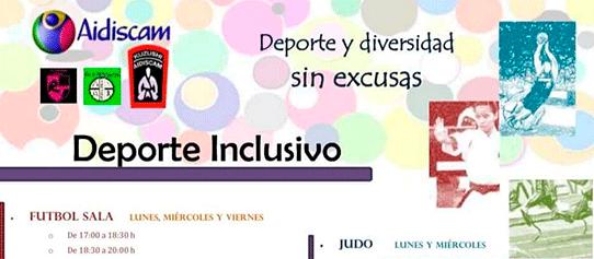 Illescas-Toledo Abierto plazo para matricularse en deporte inclusivo